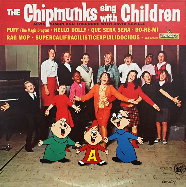 Chipmunks-sing-Children