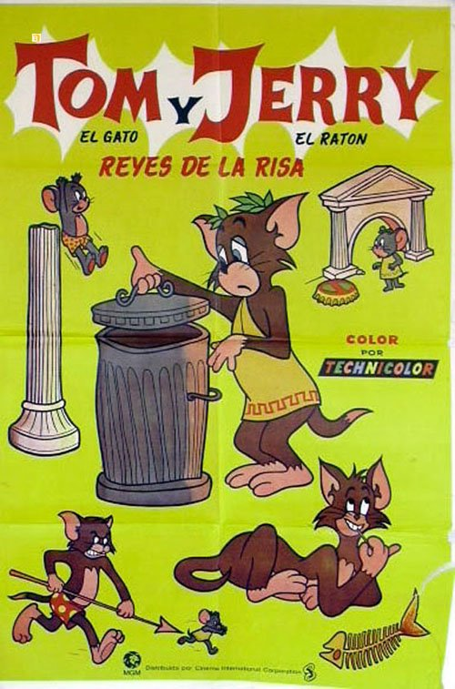 Tom Jerry The Gene Deitch Collection