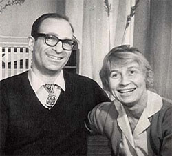 Gene and Zdenka, 1961