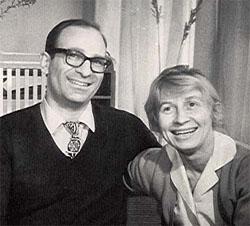 Gene and Zdenka, 1961