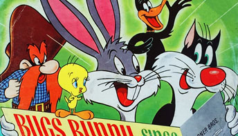 """Bugs Bunny Sings"" On Capitol Records"