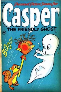 Casper #6 (Harvey Comics Hits #61)