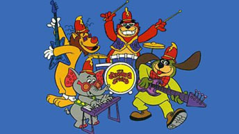 "The Musical Stylings of Hanna-Barbera's ""The Banana Splits"""