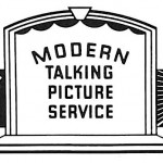 The logo for Modern Talking Picture Service, Inc.