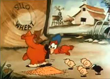 "Iwerks ""The Little Red Hen"" (1934)"