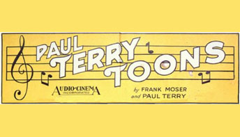 "Terrytoons' ""Dutch Treat"" (1930)"