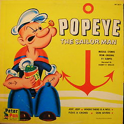 Popeye Original PP LP