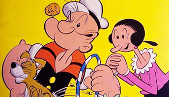 Popeye Records – with the mysterious Harry F. Welch