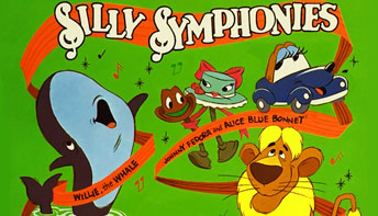 "Disney's Bizarre 1971 ""Silly Symphonies"" Record Album"