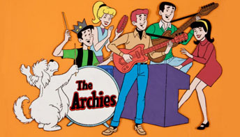 "Filmation's ""The Archie Show"" on Records"