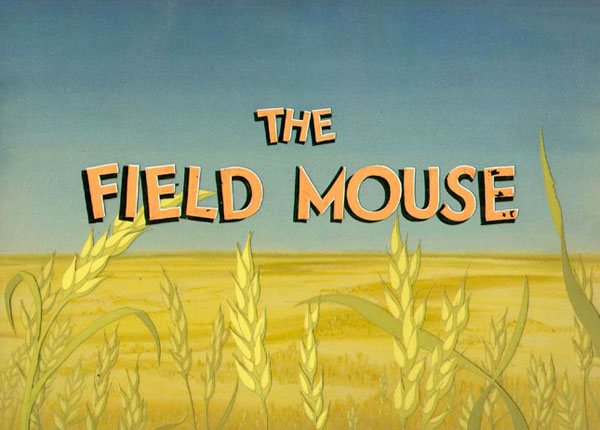 Hugh harman s the field mouse 1941 for Field mouse cartoon