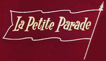 "Paramount Cartoon Close-Up: ""La Petite Parade"" (1959)"