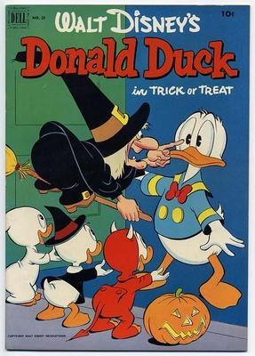 "Disney's ""Trick or Treat"" (1952) |"