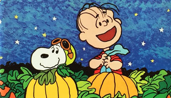 """It's the Great Pumpkin, Charlie Brown"" on Records"