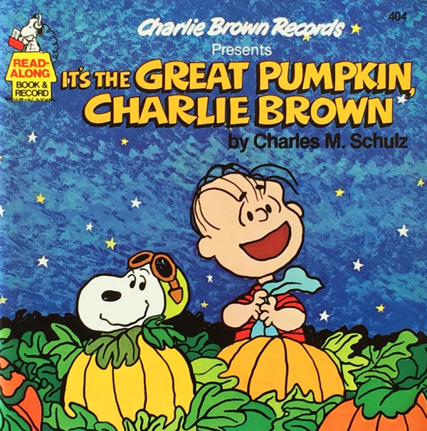 It S The Great Pumpkin Charlie Brown On Records