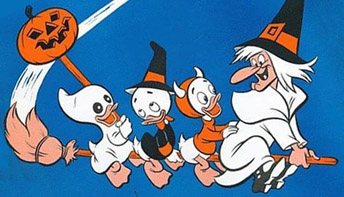 "Disney's ""Trick or Treat"" (1952)"