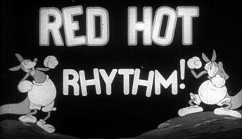 """Terrytoons' """"Red Hot Rhythm"""" (1937)"""