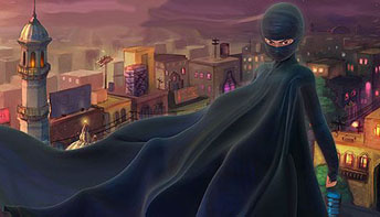 "Fred Patten on ""Burka Avenger"""