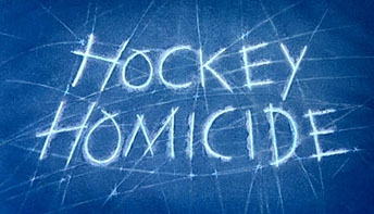 "Disney's ""Hockey Homicide"" (1945)"