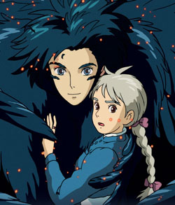 """Howl's Moving Castle"""