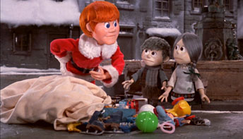 """Rankin/Bass """"Santa Claus is Comin' to Town"""" on Records"""