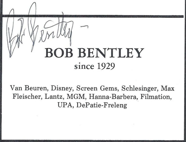 Bob Bentley signature600