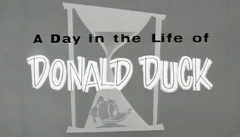 In His Own Words:  Donald Duck