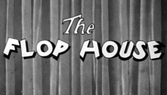 "Don't let the bed bugs bite! ""The Flop House"" (1932)"
