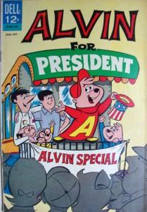 Alvin-president-comicbook
