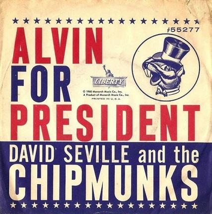 Alvin_For_President_Single_Cover