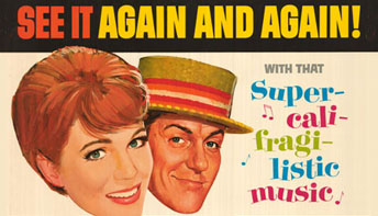 "The Very First Mary Poppins Non-Disney ""Cover"" Albums"