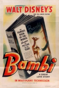 Bambi-1942-poster