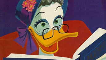 "Walt Disney's ""The Truth About Mother Goose"" on Records"