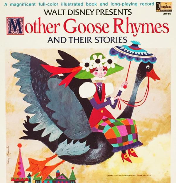 Rica Moore Walt Disney Presents The Story Of Goldilocks And The Three Bears