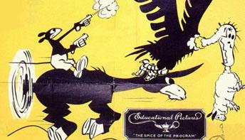 "Terrytoons ""Go West Big Boy"" (1931)"