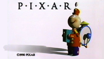 LOST AND FOUND: Pixar's Sample Reel and Marketing Video from 1990