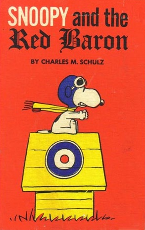 snoopyredbaronbook - Snoopy Red Baron Christmas Song