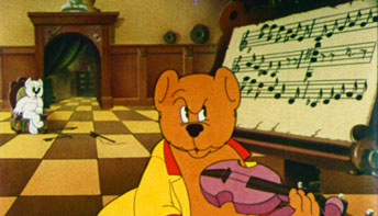 """Cel Animated Phillips Ads: """"The Magic Music"""" and """"Dreamland"""""""