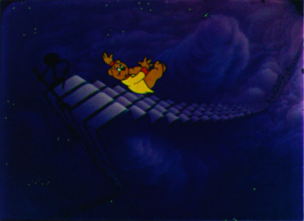 """Cel Animated Phillips Ads: """"The Magic Music"""" and """"Dreamland"""" 
