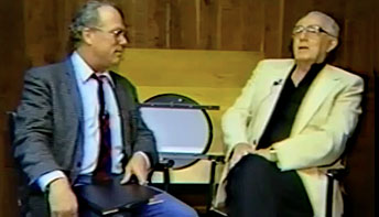 Chatting with Lew Irwin and Betty Brenon