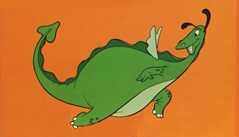 "Disney's ""The Reluctant Dragon"" – on Records"