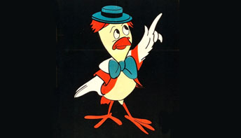 "Disney's ""Chicken Little"" Cartoon from 1943"