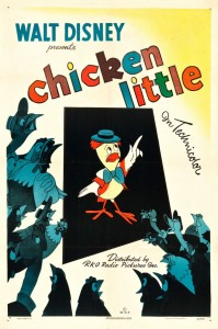 chicken little-poster600