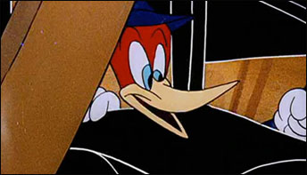 Woody Woodpecker & the Avant-Garde