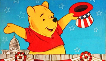 Winnie The Pooh for President!