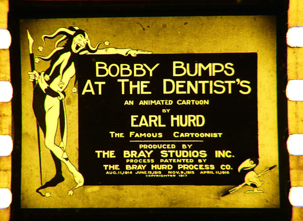 Bobby Bumps at the Dentist title600