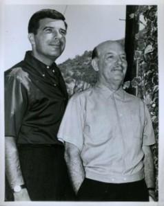 David DePatie and Friz Freleng