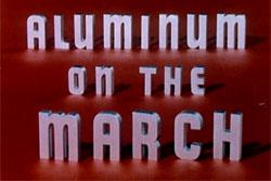 aluminum-on-march