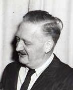 Perce Pearce in 1951