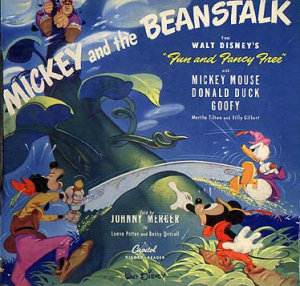 Mickey and Beanstalk Capitol